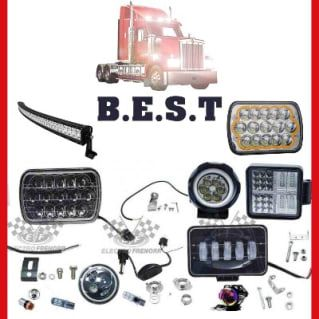 Ligths LED Trucks and buses electrofrenorr